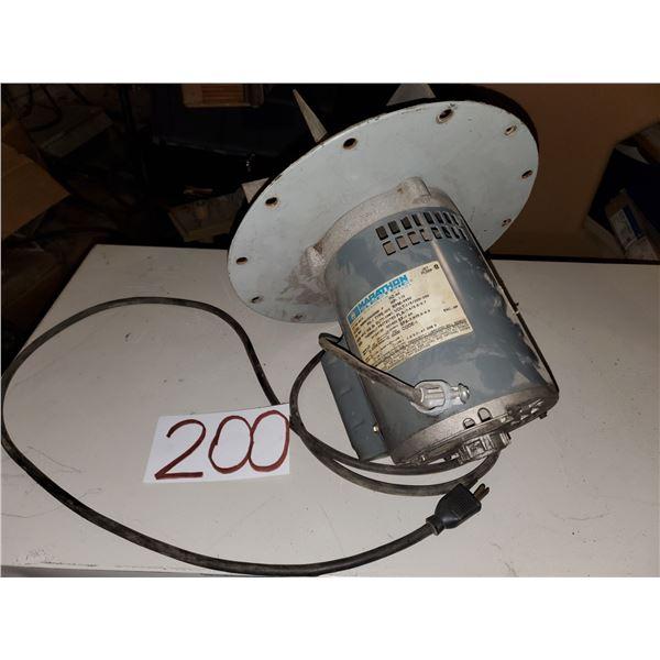 Marathon Electric Motor 1/2 HP 110v (tested)