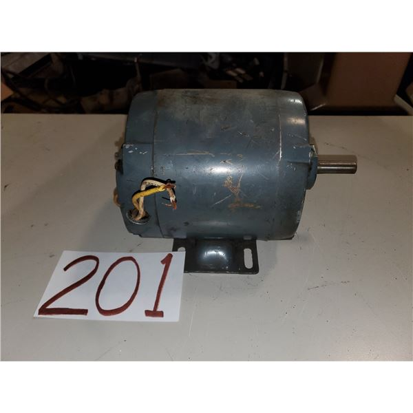 Electric Motor (possibly 1/8HP) 110v (tested)