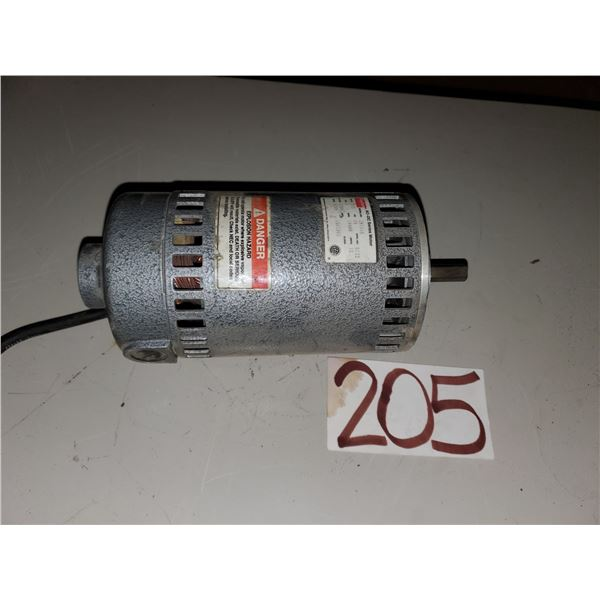 DAYTON AC/DC Electric Motor 1hp(???) 115v RPM 10000