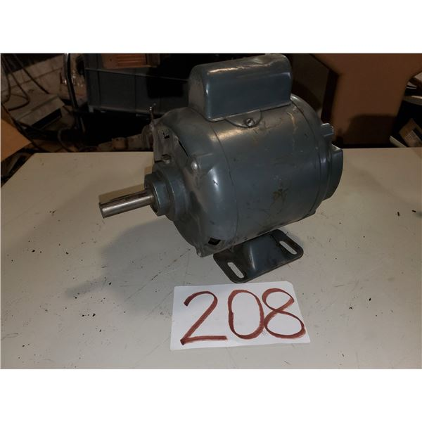 WestingHouse electric Motor 1/4HP 110v (tested)