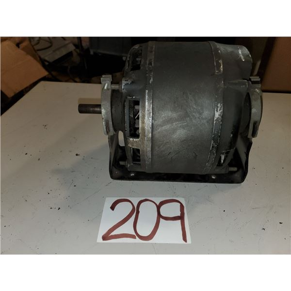 Tamper Electric Motor 1/4HP 110V