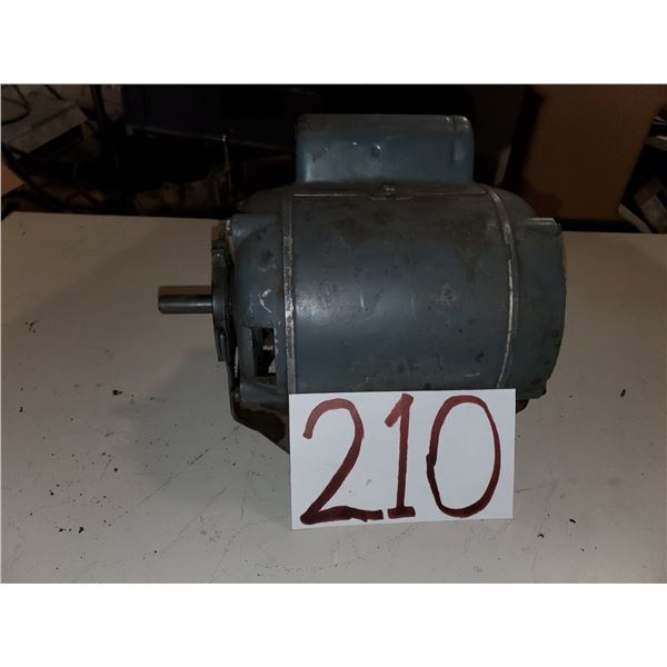 Century Electric Motor 1/4HP 110v