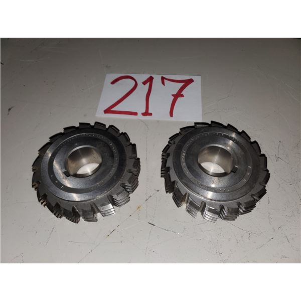 "Rougher Milling Cutter 4"" x 1"" x 1""1/4"