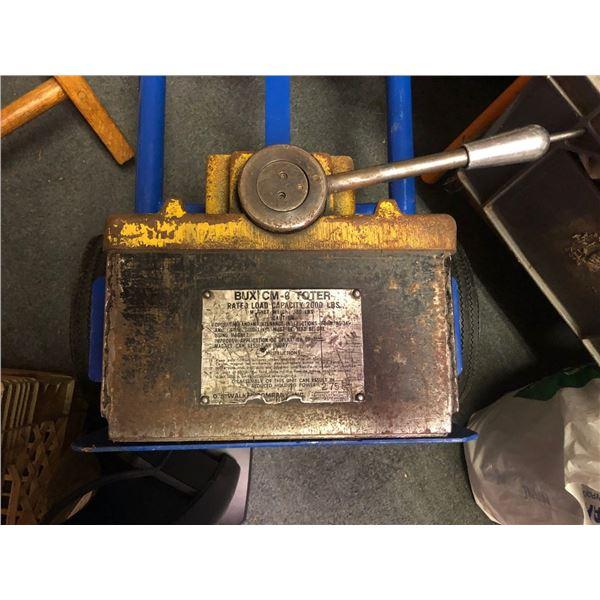 2000 lb magnetic base untested