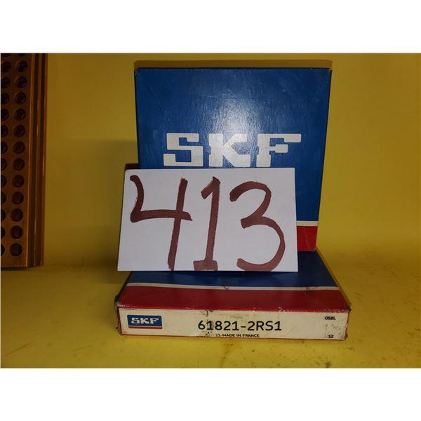 New SKF Bearing 61821-2RS1