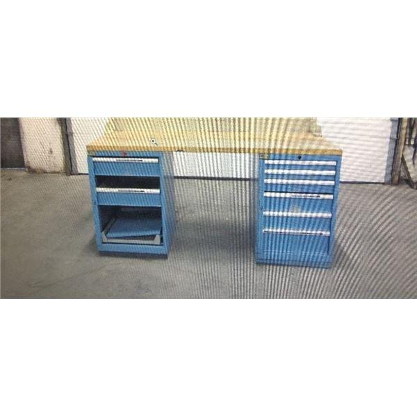 Lista workbench disassembled