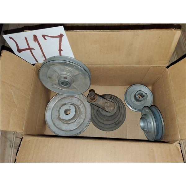 Box of Pulley