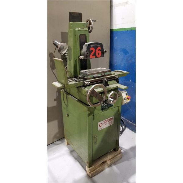"INGAR Surface grinder 6""x12"" manual  600v 3ph"
