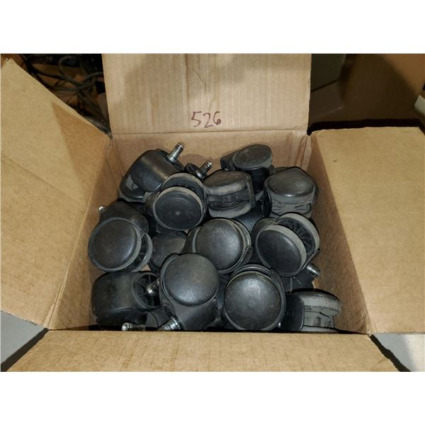 Box of Wheels for Chair