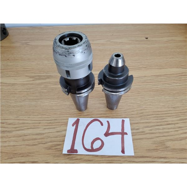 "CAT-40 End Mill holder 3/8"" & Holder COLLIS #74270"