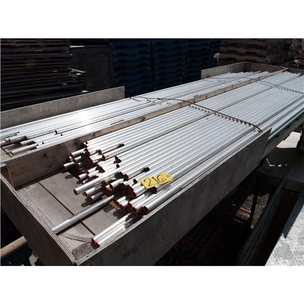 Aluminum Rod 10'