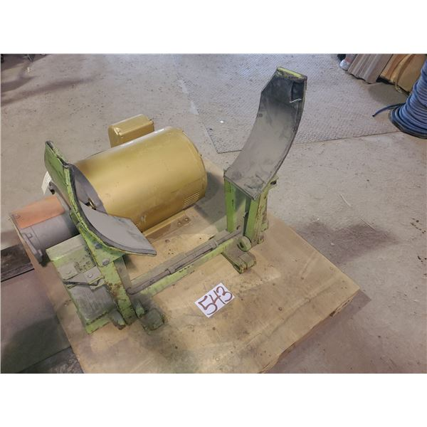 Barrell Forklift Clamp