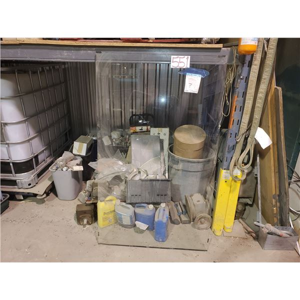 Commercial Window(pick up Terrebonne)