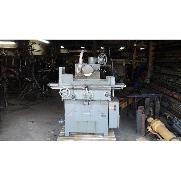 """Worchester surface grinder with magnetic chuck 6""""x18"""""""