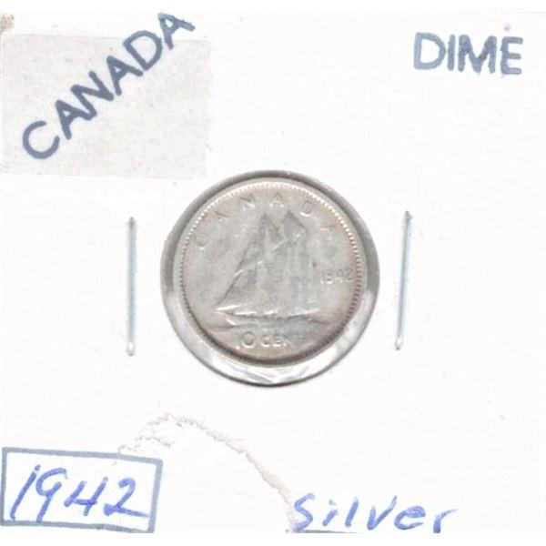 1942 Ten Cents