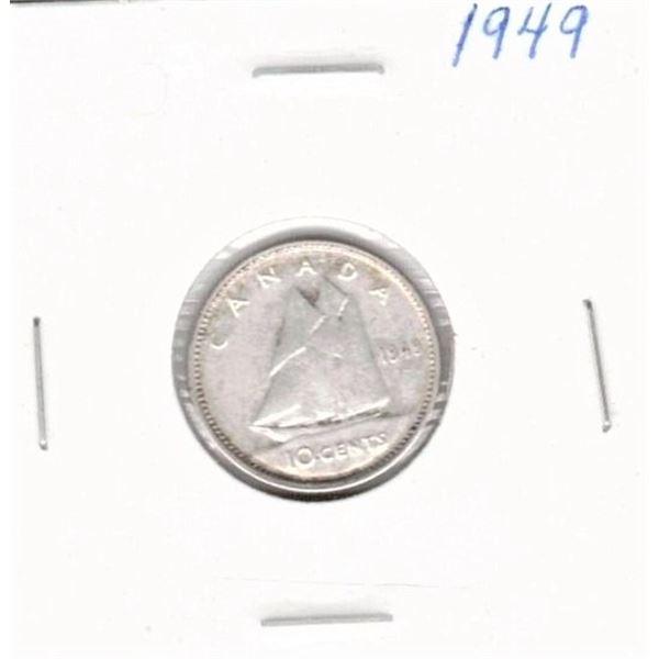 1949 Ten Cents