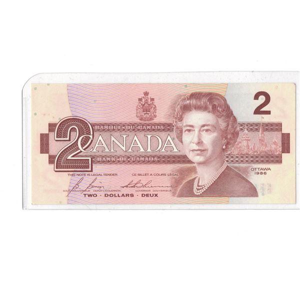 1986 $2 Bill EGR3567441