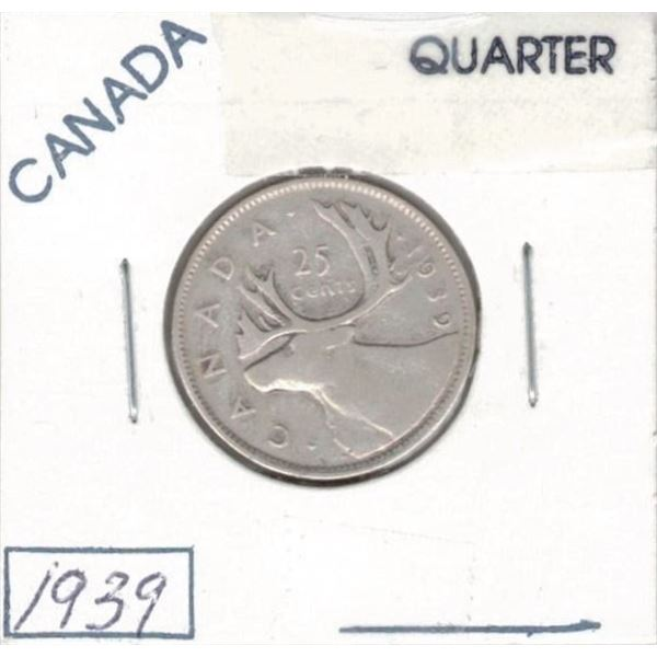 1939 25 Cents
