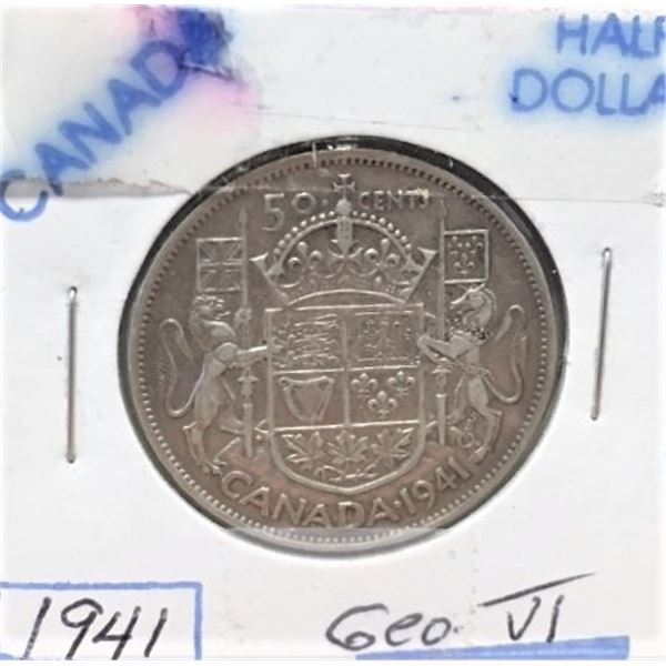 1941  50 Cents