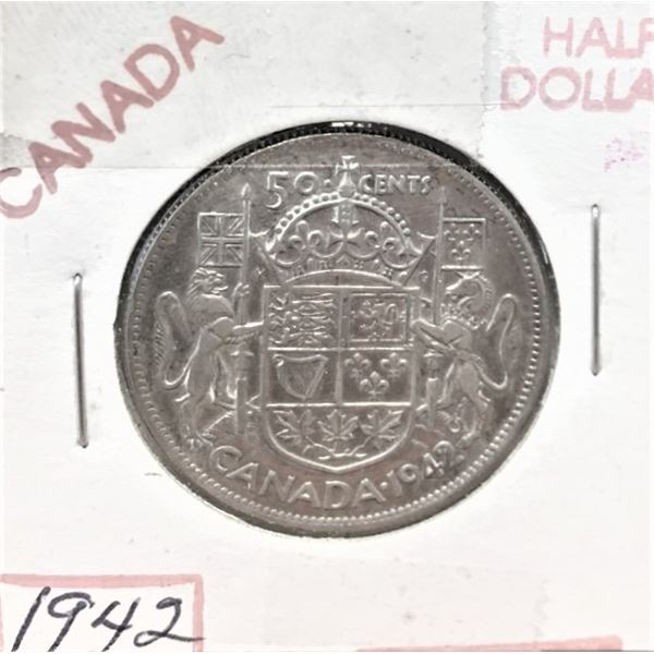 1942  50 Cents
