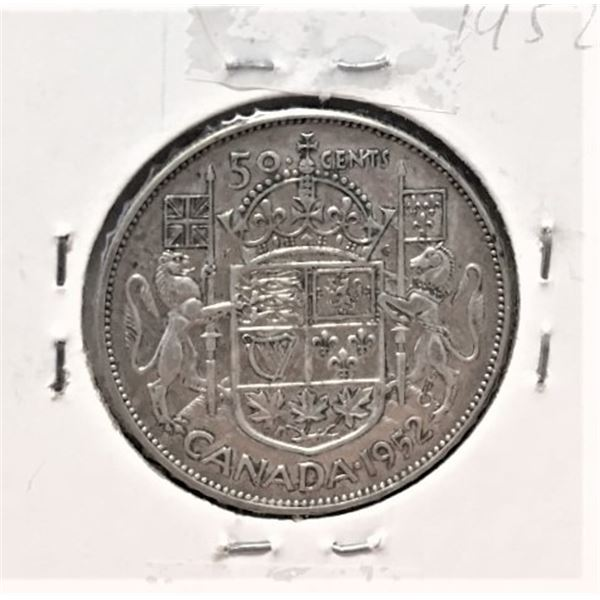 1952  50 Cents