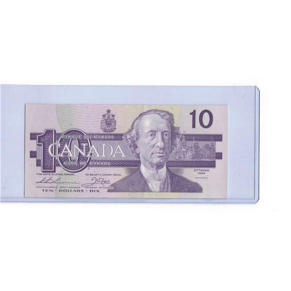 1989 Ten Dollar Bill    ATA9162842