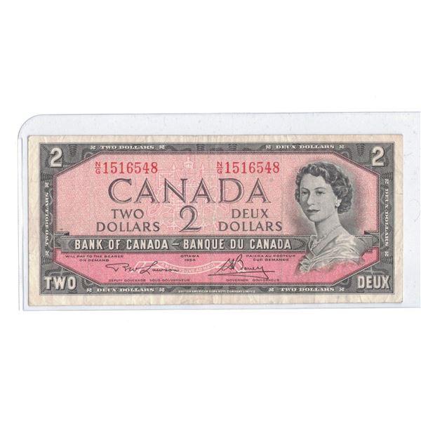 1954 $2 Bill N/G1516548