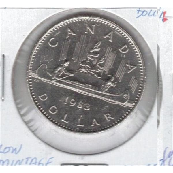 1983 - One Dollar Coin
