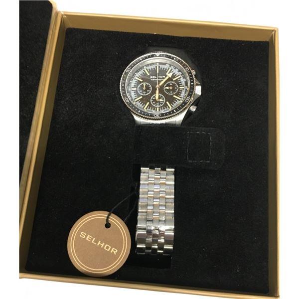 Selhor Watch - Very fine watch in original box