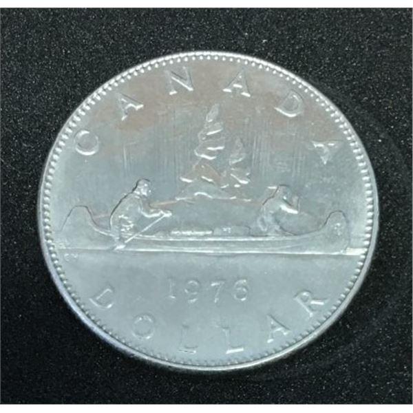 Canada Dollar 1976