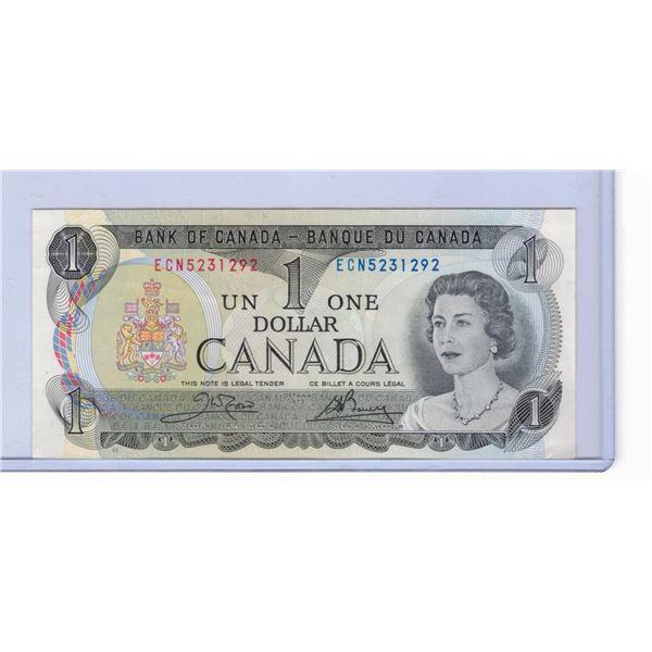 Canadian One Dollar 1973 ECN5231292