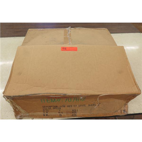Spool C7 Stringer Light Cord 1000' Long (Reg $469 Sale $299)