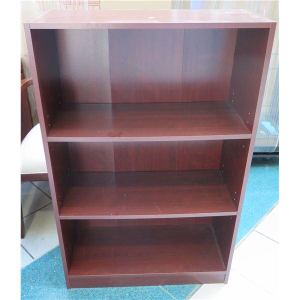 """Wooden 3 Tier Adjustable Shelf 28""""x12""""x44"""""""