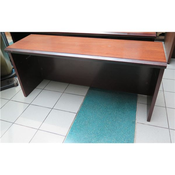 """Wooden Credenza (No Drawers) 60"""" x 20"""" x 27""""H"""