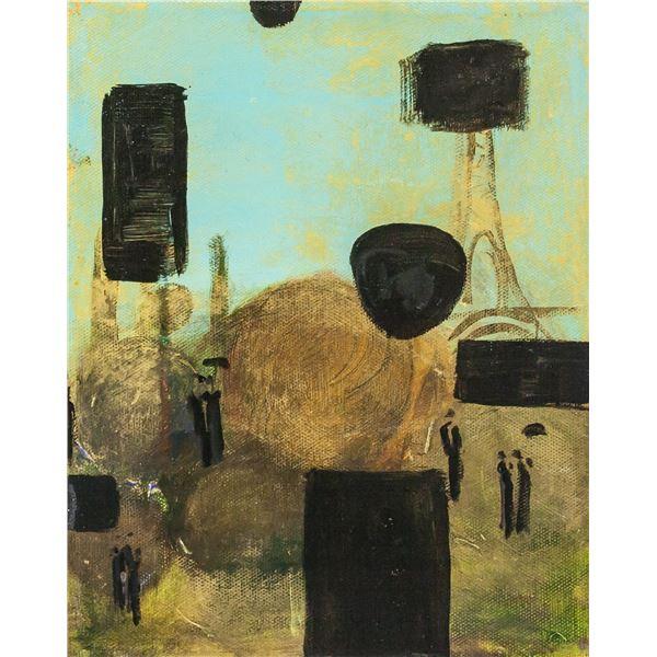 Franco Mondini-Ruiz 1961- American Acrylic (2008)