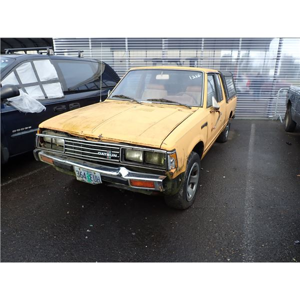 1980 Nissan