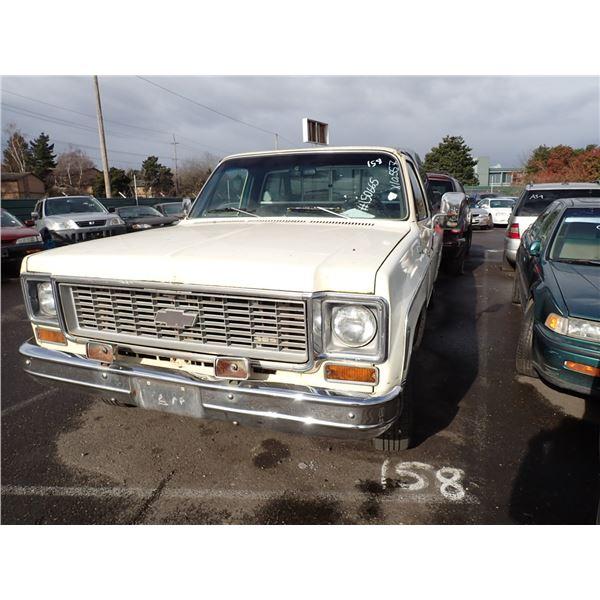 1973 Chevrolet Cheyenne
