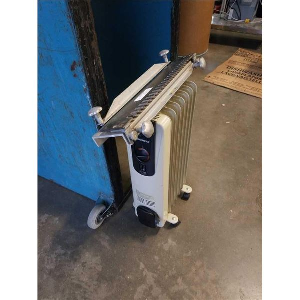 Oil heater and stanley jig