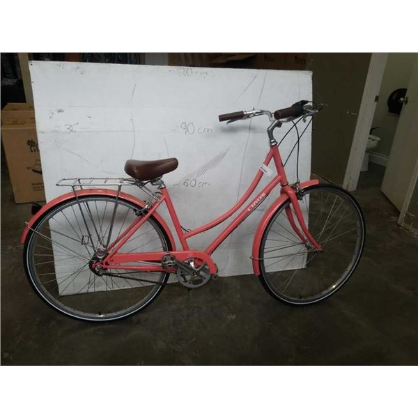 PINK LINUS BEACH CRUISER