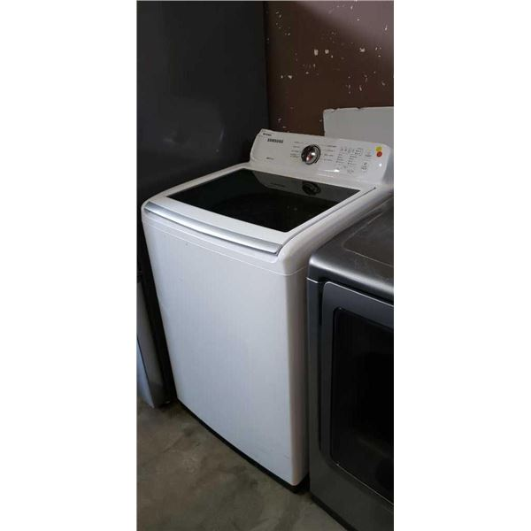 SAMSUNG SELF CLEAN TOP LOAD WASHER - UNTESTED