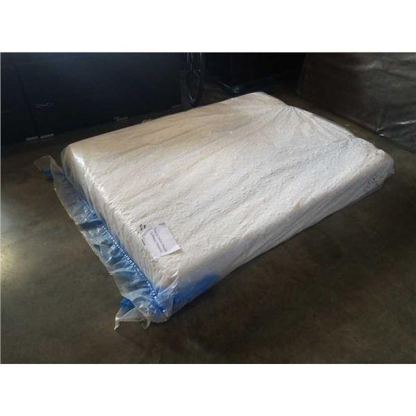 AS NEW ICOMFORT INSIGHT QUEENSIZE MATTRESS - RETAIL $2199.99, FLOOR MODEL MATTRESS,