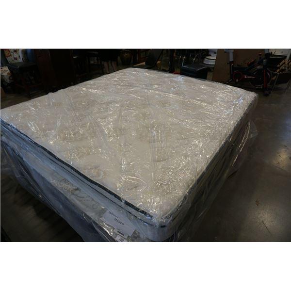 Kingsize rest-o-pedic mattress summer night