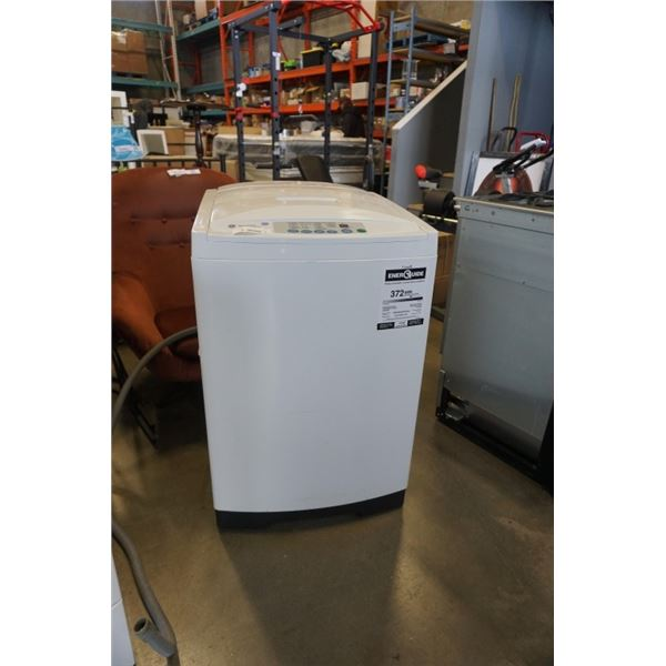 GE ONE TOUCH LOAD SENSING WASHER - WORKING