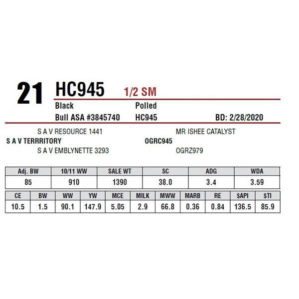 HC945