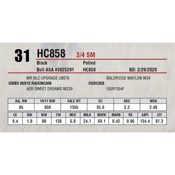 HC858