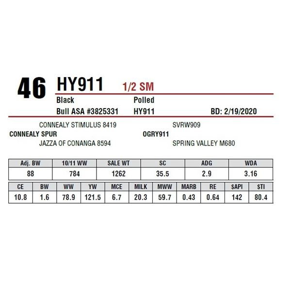HY911