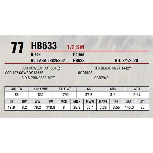 HB633