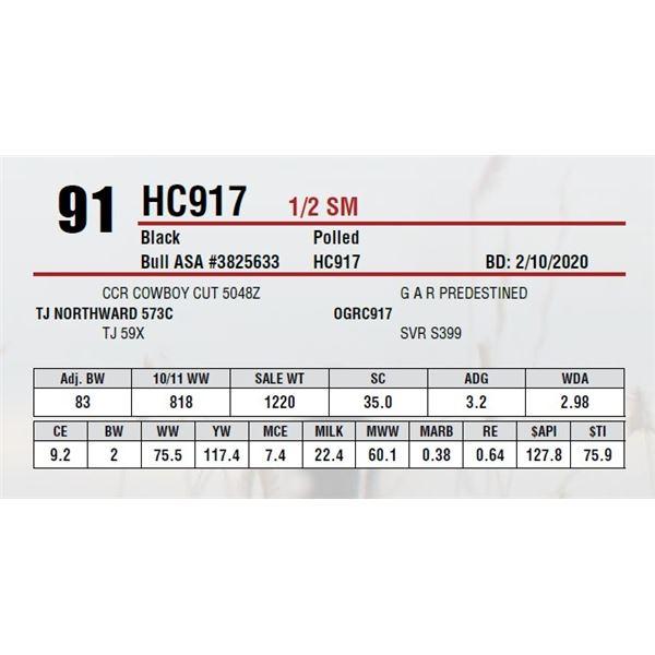 HC917