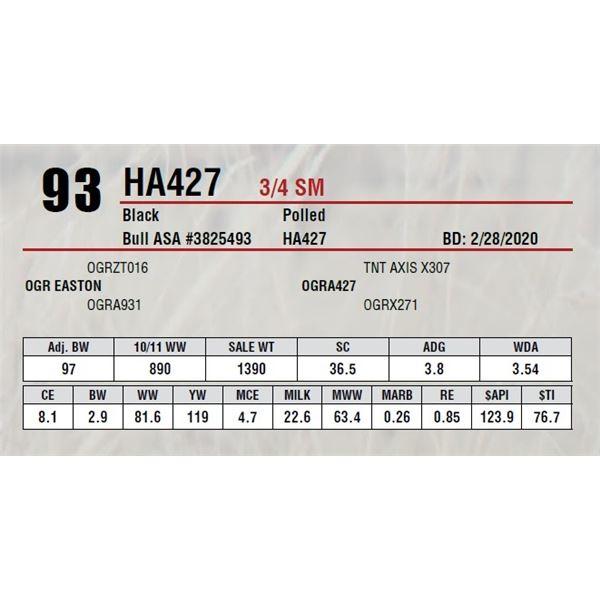 HA427