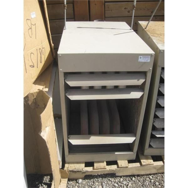 USED LENNOX 150 BTU HANGING SHOP FURNACE